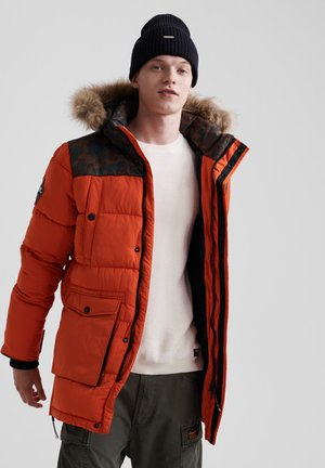 EXPLORER - Winterjas - bold orange