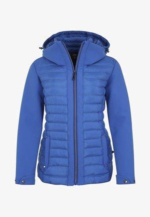 HYBRID - Outdoor jacket - blue