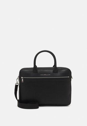 DOWNTOWN SLIM COMP - Briefcase - black