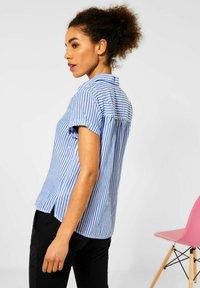 Street One - Button-down blouse - blau - 1