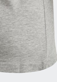 adidas Performance - ESSENTIALS LINEAR T-SHIRT - Print T-shirt - grey - 4