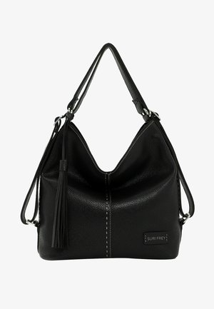 STACY - Shopping bag - black