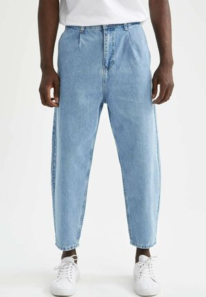 BALLOON - Relaxed fit jeans - blue