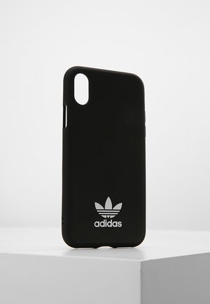 MOULDED CASE - Mobiltasker - black / white