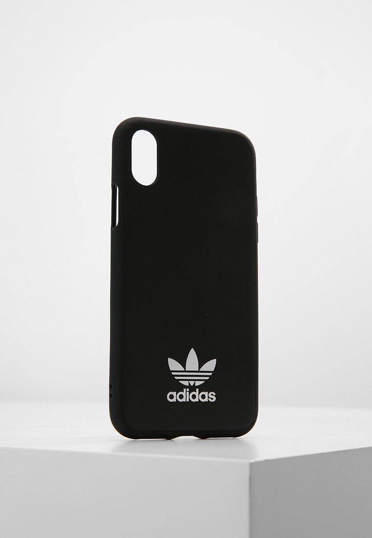 adidas Originals - MOULDED CASE - Etui na telefon - black / white