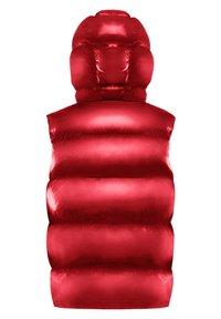 JACK1T - PRIME SLICK - Waistcoat - cherry red - 3
