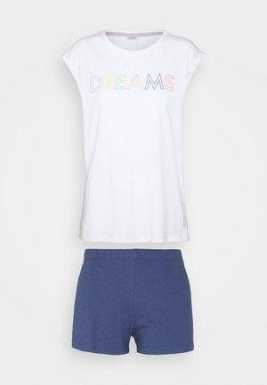 DUNIA CAS SET - Pyjamas - blue lavender