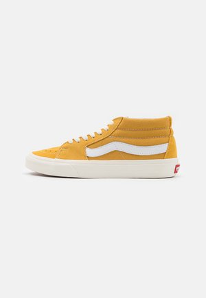SK8 MID UNISEX  - High-top trainers - honey gold/marshmallow