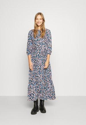 ANIMAL SHIRT DRES - Shirt dress - multicolor
