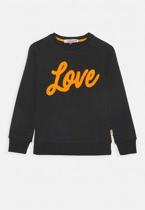 NOVELA - Sweater - deep black