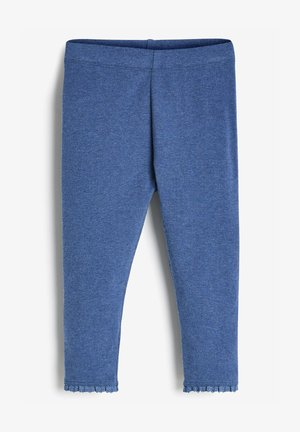 BASIC  - Leggings - Trousers - blue denim