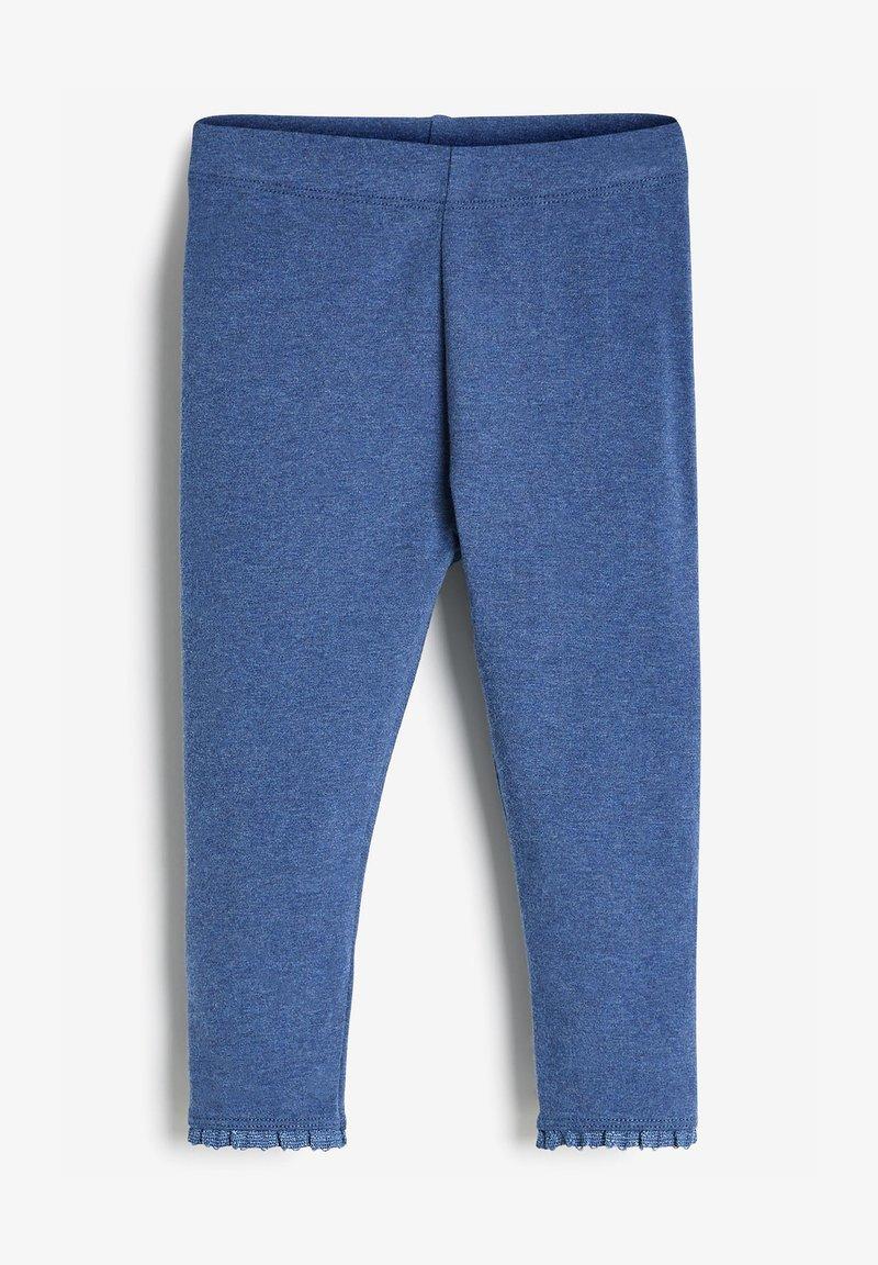 Next - BASIC  - Leggings - Trousers - blue denim