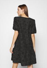 Saint Tropez - CHRISHELL DRESS - Cocktail dress / Party dress - black - 2