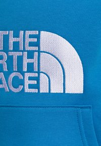 The North Face - YOUTH DREW PEAK HOODIE UNISEX - Kapuzenpullover - clear lake blue/white - 2