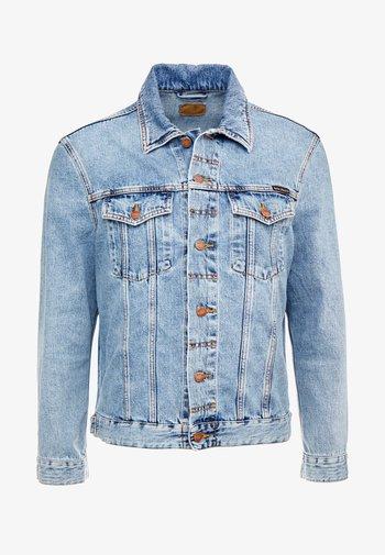 JERRY - Kurtka jeansowa - blue denim