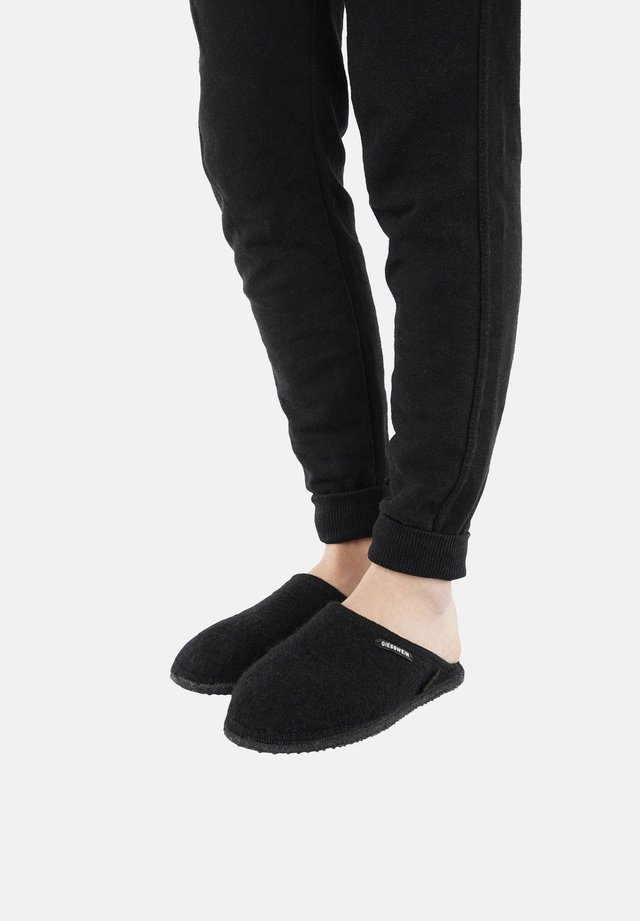TINO - Slippers - black