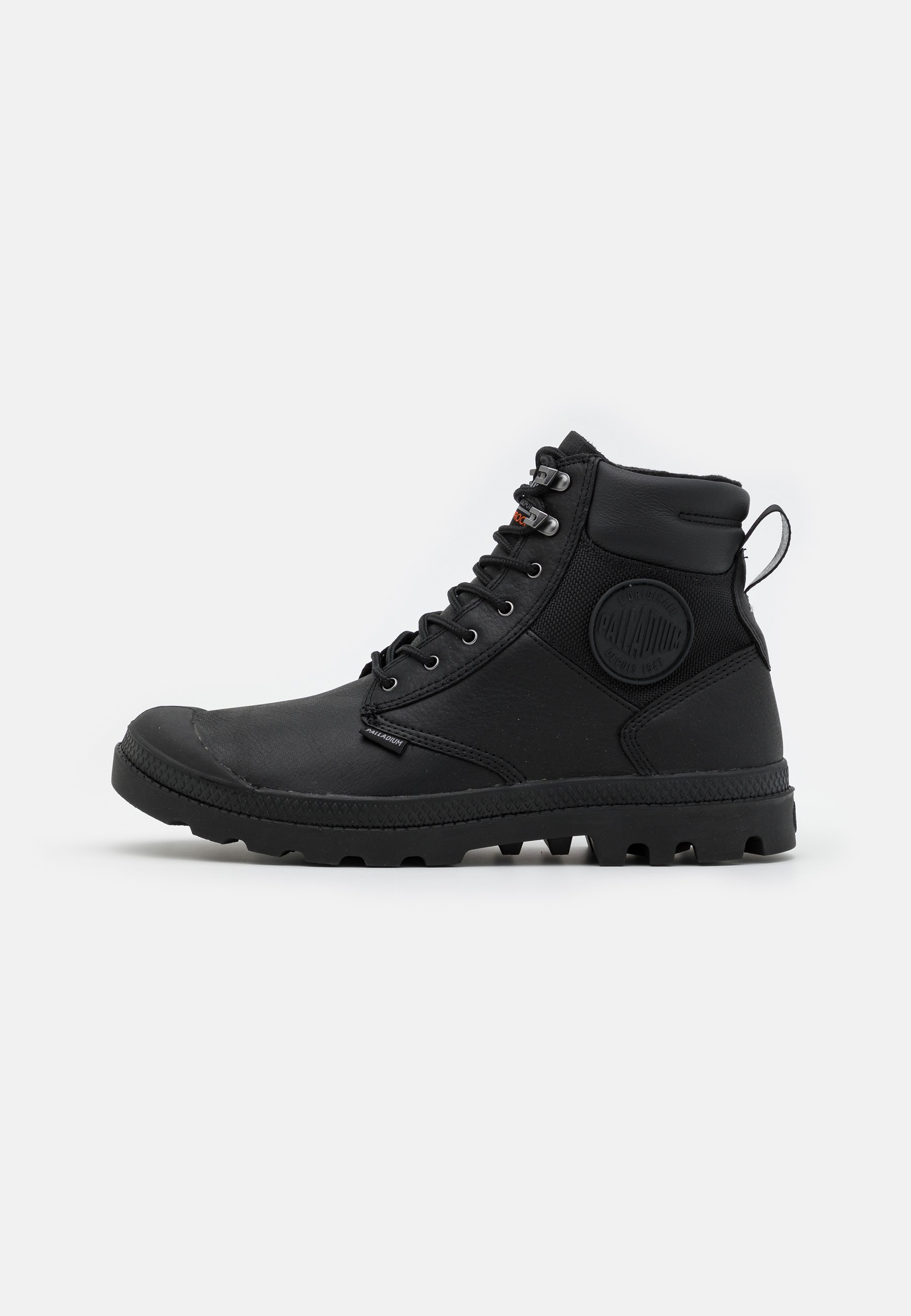 Men PAMPA SHIELD WP UNISEX - Lace-up ankle boots