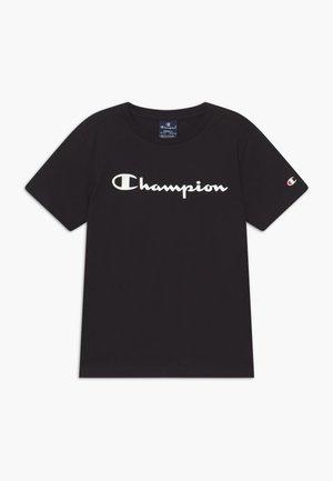 LEGACY AMERICAN CLASSICS CREWNECK - T-shirt med print - black