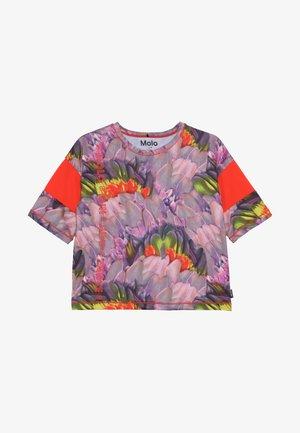 ODESSA - Camiseta estampada - cacatua
