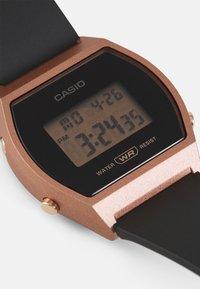 Casio - Digitální hodinky - rosegold-coloured/black - 3