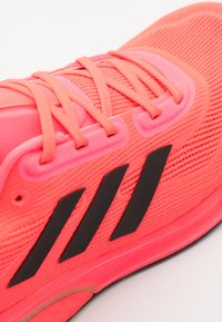 adidas Performance - SUPERNOVA - Neutral running shoes - signal pink/core black/copper metallic - 2