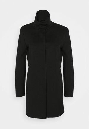 MALU - Classic coat - black