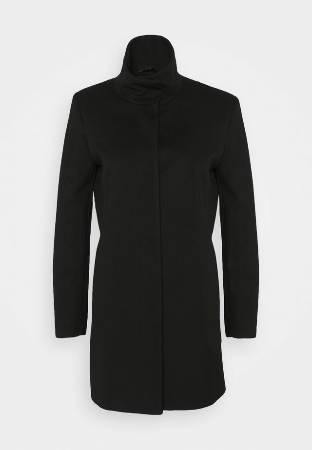 MALU - Wollmantel/klassischer Mantel - black
