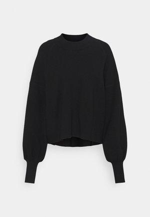 ELEANOR - Sweter - black