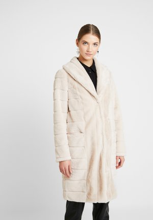 Classic coat - sandshell