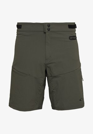 TRAIL SHORT - kurze Sporthose - dark green
