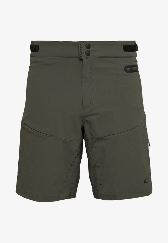 TRAIL SHORT - Korte broeken - dark green