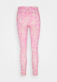 Hey Honey - Leggings - clay pink - 1