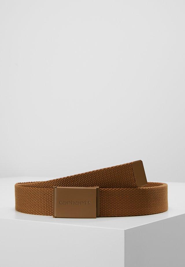 CLIP - Pásek - hamilton brown