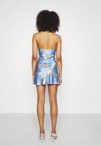 Bec & Bridge - KIKA MINI DRESS - Vestido informal - blue - 2