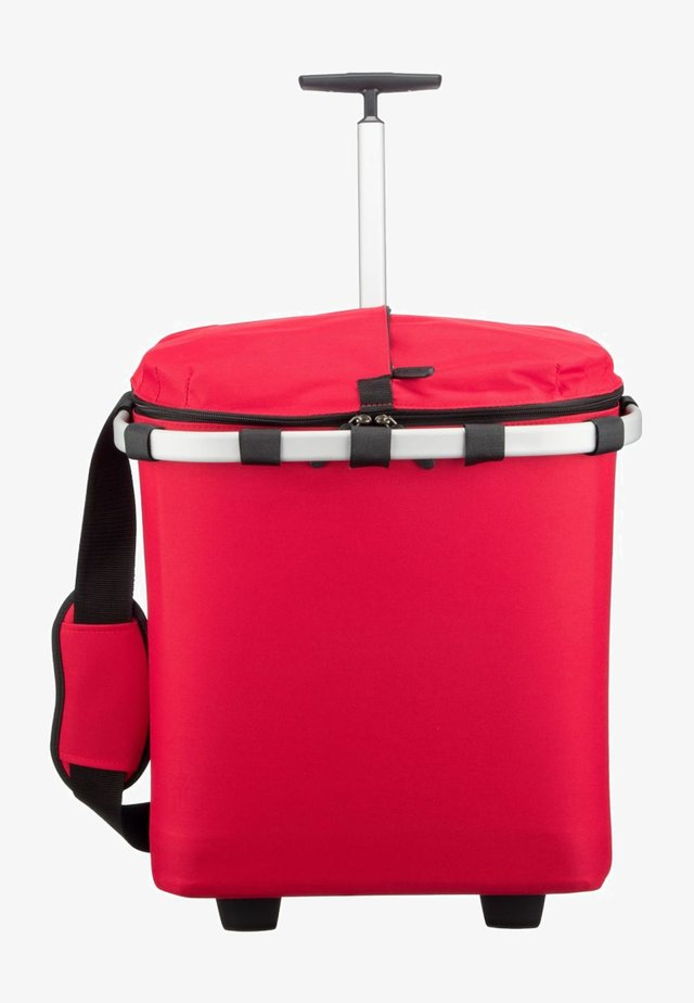 CARRYCRUISER ISO - Luggage - red