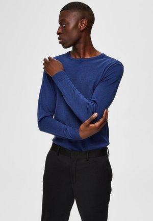 SLHTOWER - Jumper - brilliant blue