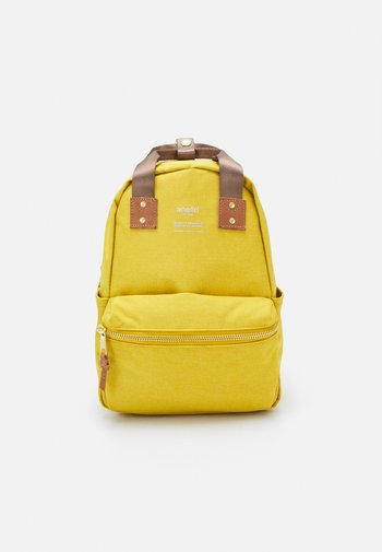 ATELIER UNISEX - Rucksack - yellow