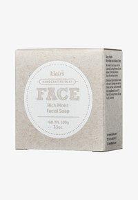 klairs - FACE RICH MOIST FACIAL SOAP - Soap bar - - - 0