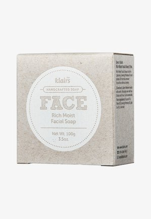 FACE RICH MOIST FACIAL SOAP - Soap bar - -