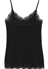 Tezenis - Undershirt - black, mottled black, anthracite - 5