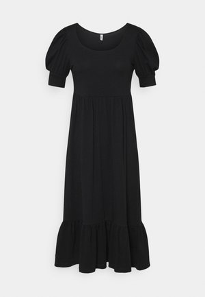 ONLMAY LIFE PUFF DRESS - Day dress - black