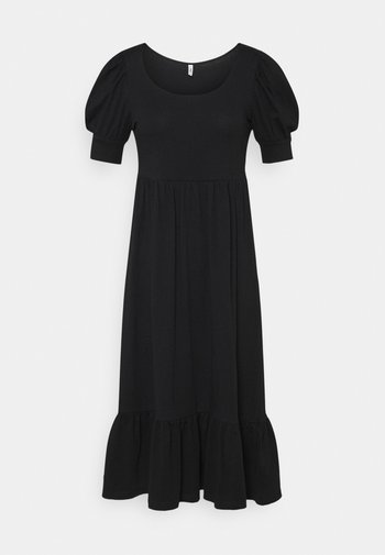 ONLMAY LIFE PUFF DRESS - Day dress - black