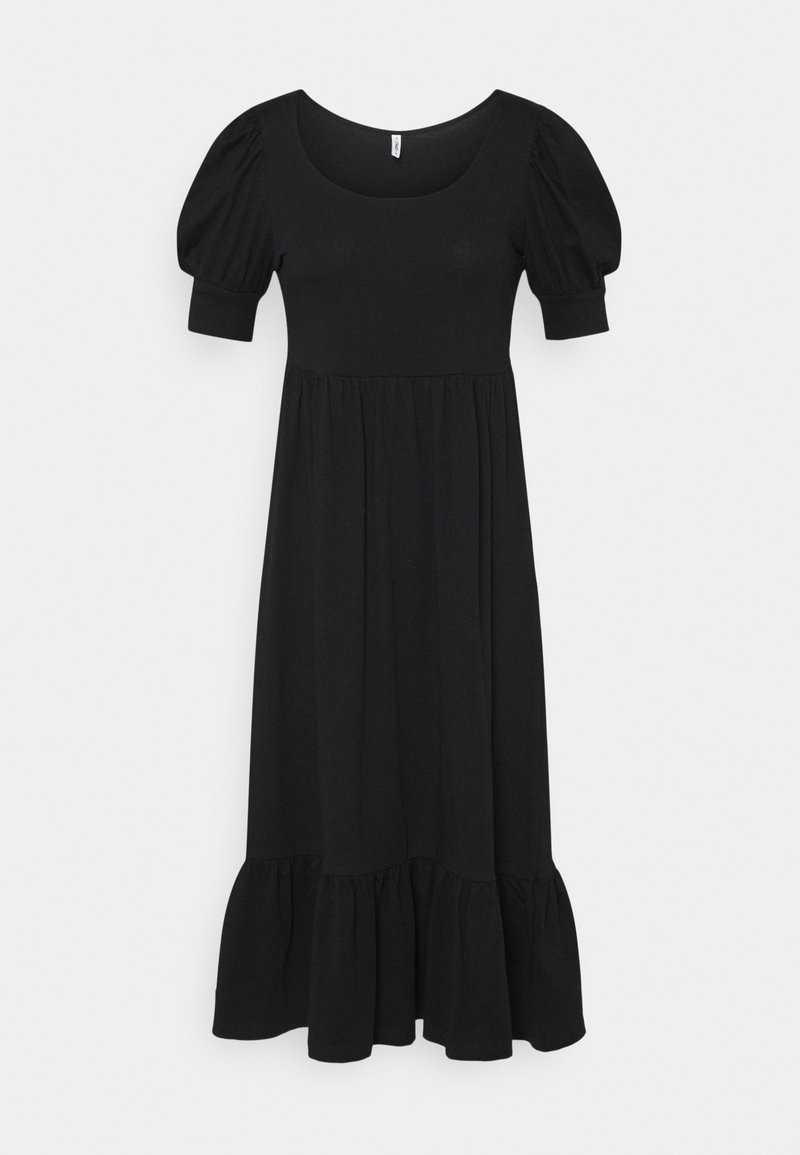 ONLY Petite - ONLMAY LIFE PUFF DRESS - Day dress - black