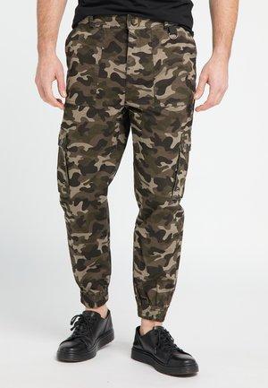 Cargobroek - camouflage