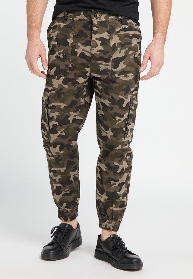 Kapsáče - camouflage
