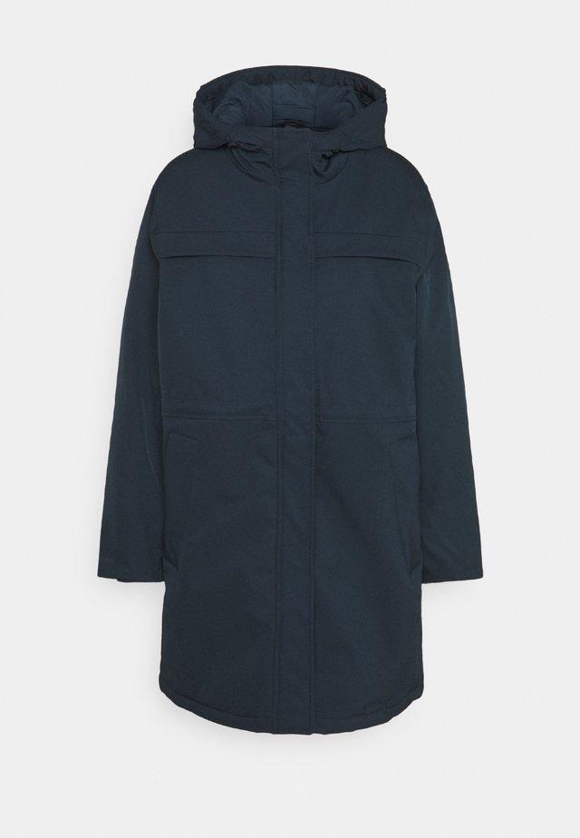 NAVIRI - Winter coat - dark saphire