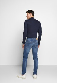 Q/S designed by - Slim fit jeans - midnight blue - 2