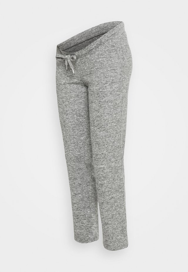 MLNEWJANNI LOUNGE PANTS - Joggebukse - light grey melange
