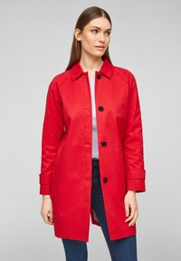 s.Oliver - Trenchcoat - red - 6