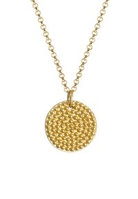 Elli - PLATE TREND - Collier - gold - 4